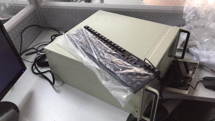 eip 控汇IPC-610L工控机B75工业主板工业电脑 服务器主机替换研华工控机 i5-2500四核3.3GHz 8g内存/128gssd硬盘 晒单图