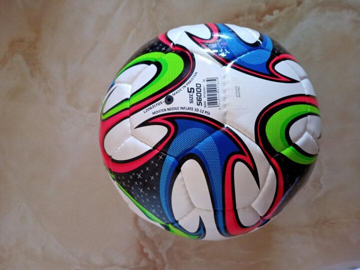 李宁LI-NING足球3号/4号/5号足球装备成人儿童青少年小学生训练比赛用球 手缝足球(5号成人) 晒单图