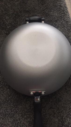 苏泊尔32CM精铸铁锅生铁锅明火电磁炉通用FC32E2 晒单图