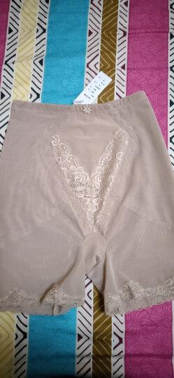 婷美塑身衣提臀收腹薄款产后塑身裤LC4100 新驼色 76 晒单图