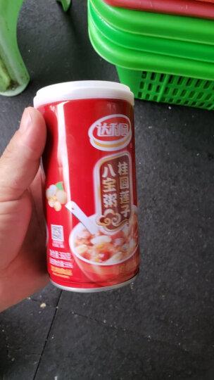 达利园  桂圆莲子八宝粥  方便速食早餐粥  360g*12 罐 整箱装 晒单图