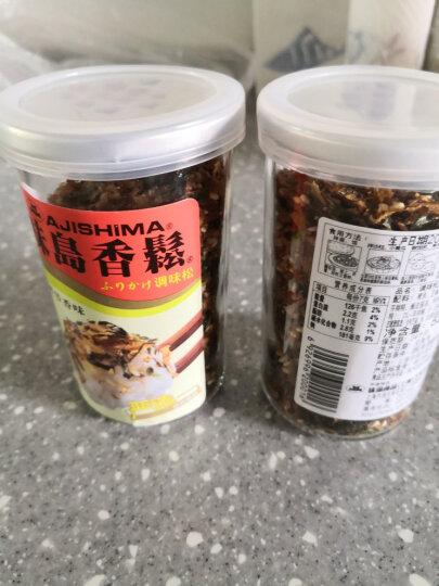 味岛香松 寿司拌料日式拌饭料饭团材料调味松 泡菜风味*2罐 52g/罐 晒单图
