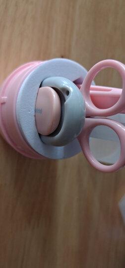 世纪宝贝(babyhood)奶瓶收纳箱 婴儿用品收纳盒 果粉色 BH-801 晒单图