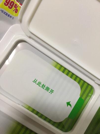 滴露(Dettol) 湿巾卫生湿纸巾100片(50抽*2)面巾纸便携手纸巾手帕湿巾 量贩装 晒单图