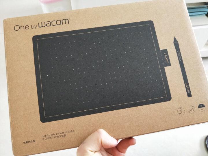 Wacom和冠数位板 手绘板 手写板 写字板 绘画板 绘图板 电子绘板 电脑绘图板  CTL-672/K2-F 晒单图