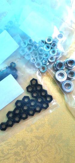 304不锈钢六角螺母316螺帽六角螺丝帽国标M1M3M4M5M6M8M10M12M14-M33 M3.5(304材质) 晒单图
