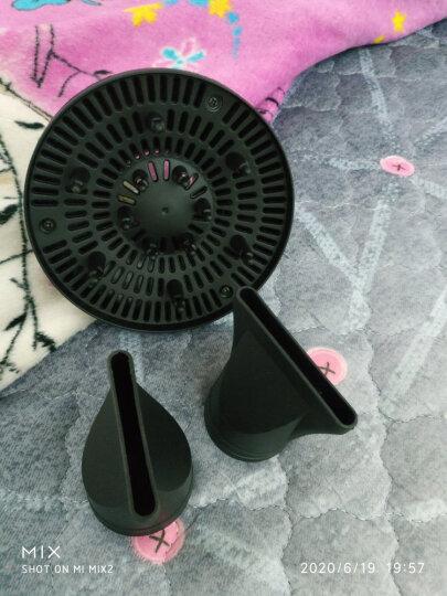 康夫(CONFU)电吹风机家用 KF-8883负离子发廊专用大功率2300W冷热风吹风筒 晒单图