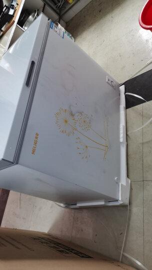 美菱(MELING)208升 冷藏 冷冻 冷柜 单温  卧式冰柜 冷柜BC/BD-208DT 晒单图
