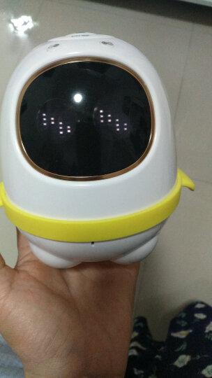 科大讯飞机器人 阿尔法蛋超能蛋智能机器人 儿童学习早教玩具 国学教育智能对话陪伴机器人 白色 晒单图