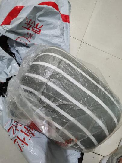 简丽(janlee)被子棉被被芯春秋被四季被 单人床学生宿舍被褥1.5米 150*200cm 灰白条 晒单图