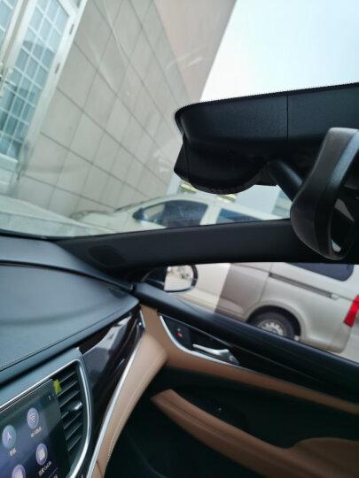 靓知渝V306专车专用隐藏式免接线行车记录仪无线1600P升级夜视广角WIFI前后双镜头一体机 适用于宝马3系5系7X1X3X4X5X6mini 双镜头+包安装+送32G卡 晒单图