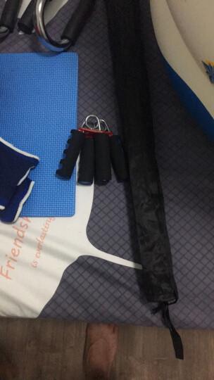 臂力器男臂力棒40kg握力棒健身器材家用可调节健身棒 彩葫彩色版(送护手掌+保护收纳袋) 50公斤 晒单图