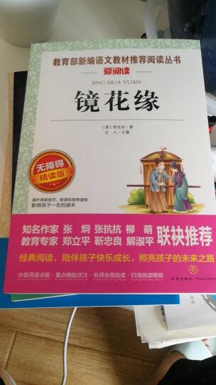 西游记 朝花夕拾/部编版语文教材七年级上册推荐阅读导读版(套装共2册) 晒单图