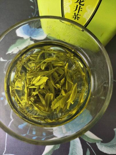 一杯香茶叶绿茶明前龙井茶3盒共300克礼盒装2020新茶春茶浓香型 晒单图