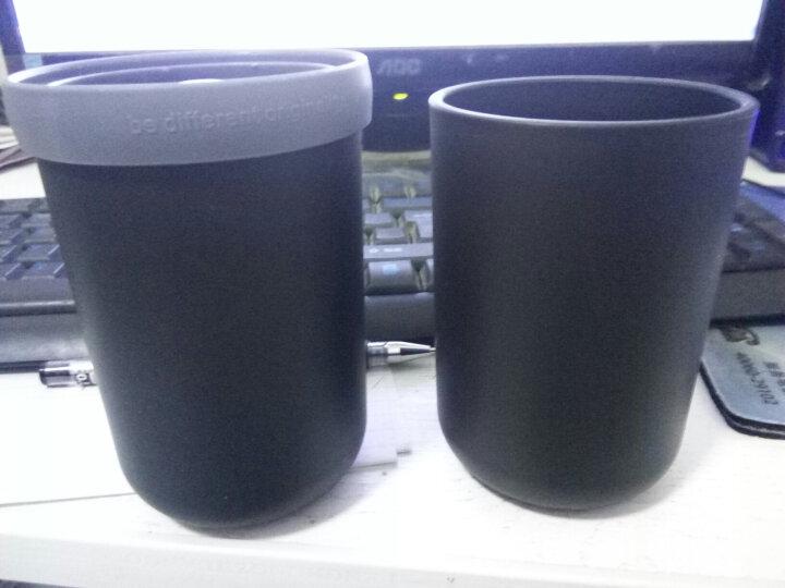 旅行漱口杯套装杯子洗漱杯创意旅行刷牙杯 胶囊杯 旅游必备 蛋蛋君不锈钢保温杯一只装 晒单图