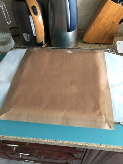 学厨 CHEF MADE 正方形10.5英寸蛋糕面包不粘冷却架凉网 烤网烤架WK9246 晒单图