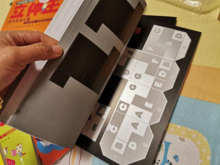 空间思维大挑战:立体王(套装共4册) 晒单图
