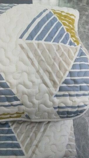 钟爱一生 全棉沙发垫套装纯棉沙发套罩全包坐垫子四季防滑沙发巾全盖组合卡通简约时尚 斜纹全棉 暖风 70*150cm 单片 晒单图