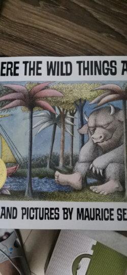 凯迪克 野兽国 英文原版 Where the Wild Things Are 野兽家园 凯迪克金奖 晒单图