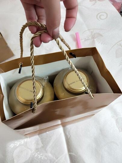 润虎 茶叶 红茶 蜜香型金骏眉 茶叶礼盒装源自武夷红茶正山小种 500g(250g*2罐) 晒单图
