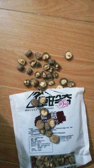 北域珍奇香菇干货冬菇珍珠菇100g*5小香菇 去根无杂东北 晒单图