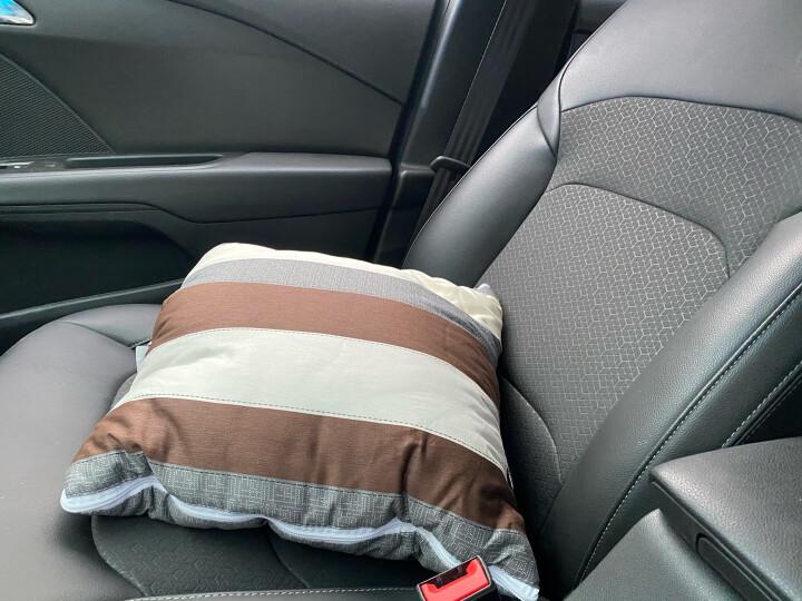 飞天 全棉抱枕被子两用二合一车载抱枕被 办公室沙发护腰靠枕被午睡枕午休被空调被 可爱奶牛 晒单图