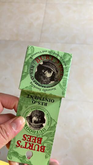 美国进口 Burt's Bees伯特小蜜蜂 天然紫草软膏15g/盒 舒痒膏 蚊虫叮咬  多用途修护肌肤 舒缓不适 晒单图