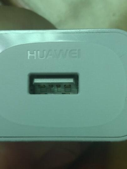 华为HUAWEI 原装线充套装(充电器+TypeC数据线)5A快充/单口充电插头 适用P40/Mate30/荣耀V30系列 白色AP81 晒单图