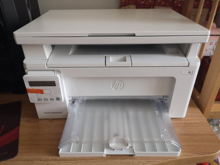 惠普(HP)M132nw黑白激光三合一无线多功能打印机一体机(打印、复印、扫描)1136/126a/126nw升级型号 晒单图