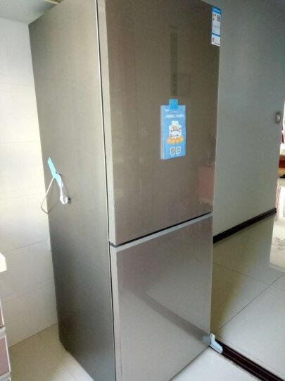 海尔(Haier)328/309升双门两门大容量智能控温变频风冷无霜家用电冰箱 晒单图