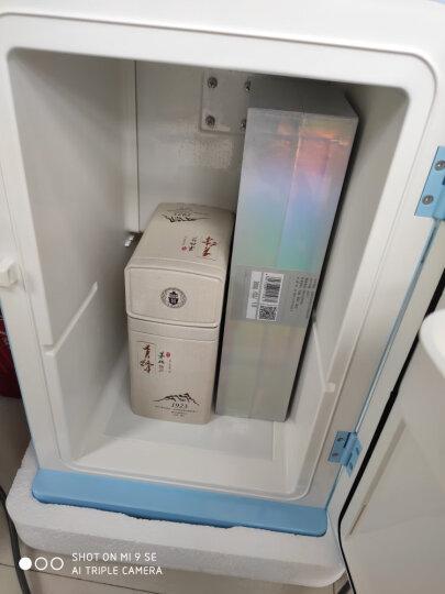 美固 MBF12 15L车载冰箱化妆品饮品母乳保暖车家两用小型箱办公宿舍客厅厨房保鲜便携式冷暖箱自驾户外小冰箱 晒单图
