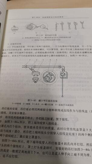 职业技能鉴定指导:维修电工(初级、中级、高级 第2版) 晒单图