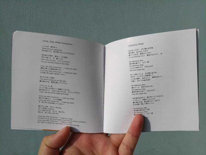 爱与希望-仓木麻衣15周年精选辑(2CD) 晒单图