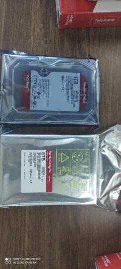 西部数据(WD)红盘 1TB SATA6Gb/s 64M 网络储存(NAS)硬盘(WD10EFRX) 晒单图