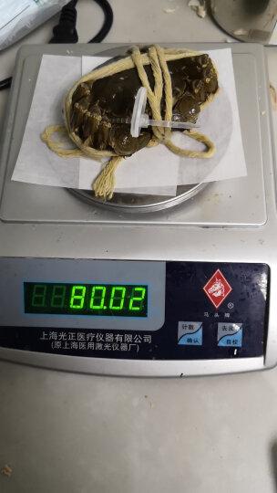 【礼券】 合锦上大闸蟹礼券礼卡1298型螃蟹礼盒 8只 公4.0两 母3.0两 晒单图