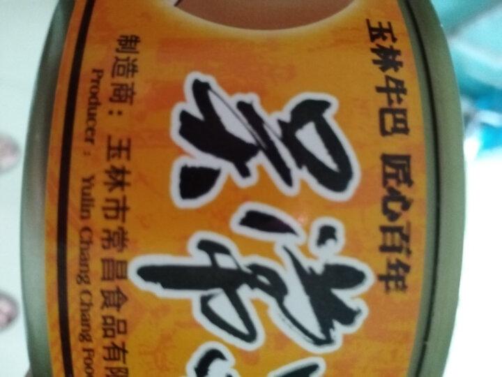 吴常昌玉林牛巴180g罐装广西玉林特产牛肉干美食小吃肉干肉脯下饭菜下酒菜 辣味 180克单罐 晒单图