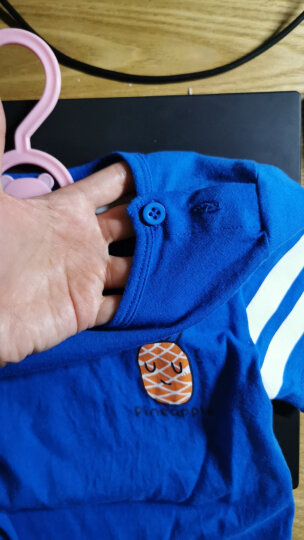 【第2套19.9元】纤丝鸟童装男女童套装夏装儿童短袖T恤短裤两件套宝宝运动衣服 小哥哥 100 晒单图