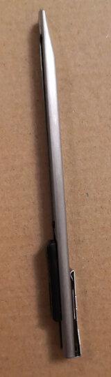 得力(deli)稳固站立式桌面剪刀 橡胶防滑底座 白色 晒单图