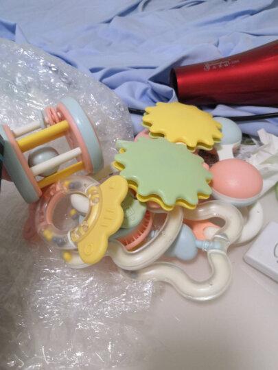 子初儿童牙膏50g*3支装礼盒装 婴儿防蛀固齿牙膏 无氟可防吞咽 健齿护牙水果味 宝宝口腔护理 晒单图