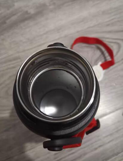 迪士尼(Disney)儿童保温杯不锈钢男女小学生喝水杯子宝宝吸管饮水杯便携水瓶大容量水壶550ML 6002A1 漫威 晒单图