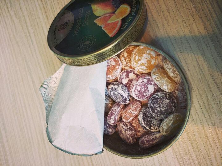 德国原装进口 嘉云糖嘉云斯水果糖果味硬糖罐装 多种口味选婚庆送礼喜糖 混合热带什果(原四季水果) 晒单图