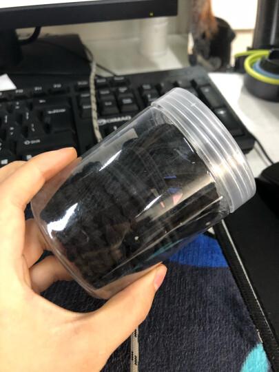 优家(UPLUS)糖果色尼龙发圈发绳头绳30个(赠同款6个 无接缝高弹力橡皮筋扎头发发绳 皮筋发带头饰) 晒单图