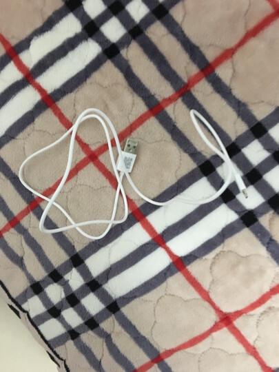 品胜(PISEN)苹果快充数据线 Xs Max/XR/X/8Plus手机充电器线 1米白色 适用于苹果8/7/6S/ipad air/pro 晒单图