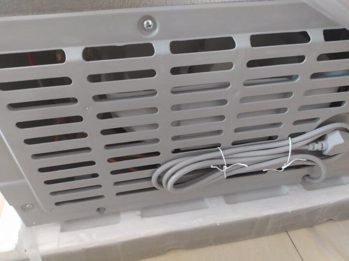 格力(GREE)晶弘230升迷你小型家用三门大冷冻电冰箱 风冷无霜 节能 离子净味 BCD-230WETCL 晒单图