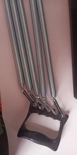 凯速健身四件套握力器拉力器臂力器(40kg)跳绳健身套装 晒单图
