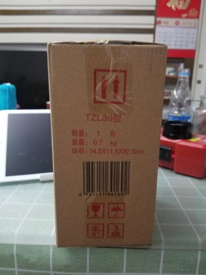 神龙 灭火器搭配用 过滤式消防自救呼吸器 火灾逃生防烟面具逃生面罩硅胶面罩 TZL30 硅胶版 晒单图
