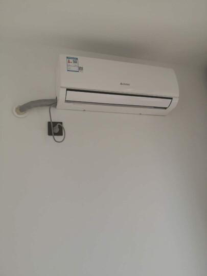志高(CHIGO)1匹 定速单冷制冷 静音 壁挂式空调  空调挂机 纯铜管(NEW-GD9BF1C3) 晒单图