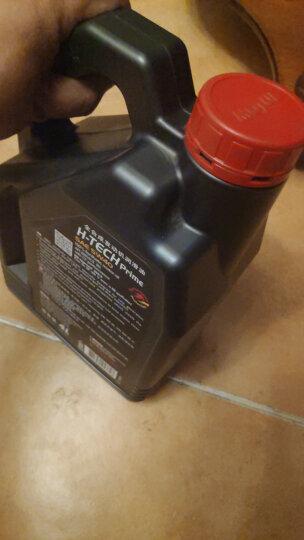 摩特(MOTUL)H-TECH Prime 全合成汽机油润滑油 5W40 A3/B4 SN级 4L 汽车用品 晒单图