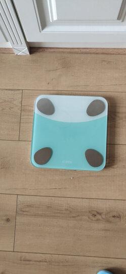 沃莱(ICOMON)i5高端ITO智能体脂秤 电子秤 体重秤 家用称重人体秤 健康秤 27项数据 蓝牙APP脂肪秤减肥秤 晒单图