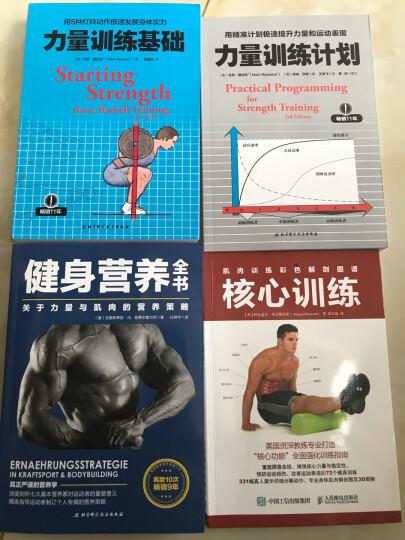力量训练基础 用5种杠铃动作极速发展身体实力 晒单图